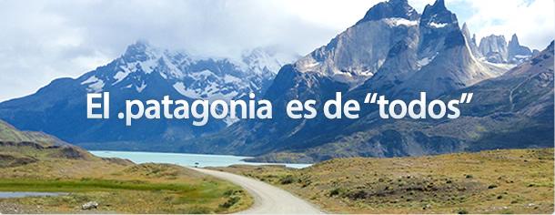 el dominio .patagonia es de todos